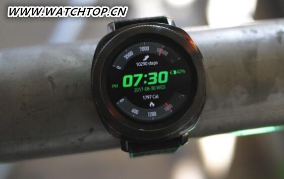 三星Gear Sport上手 目前市场上相对完善的运动手表