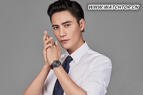 名士携手陈坤两款全新克莱斯麦系列特别版腕表