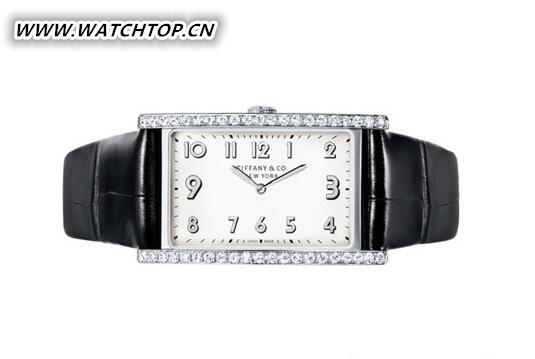 工艺与传世臻美的美妙碰撞 Tiffany推出全新腕表系列