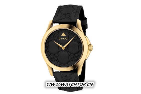 惊艳迷人 Gucci推出G-Timeless系列全新腕表
