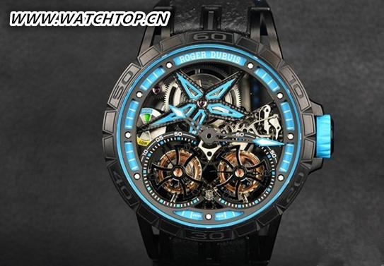 罗杰杜彼全新Excalibur系列腕表 展现卓越与完美