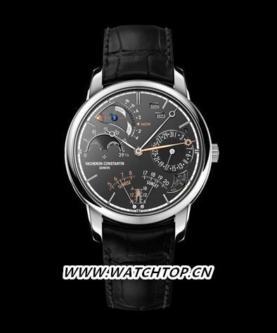 江诗丹顿天体超卓复杂3600腕表获最佳机械创新腕表奖 新表预览 第2张