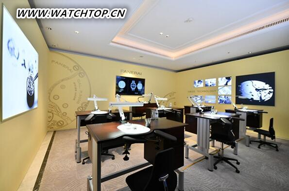 The Panerai Watchmaking Academy首次亮相于中国上海 热点动态 第2张