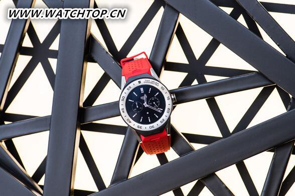 泰格豪雅表携手Angelababy发布Connected智能腕表系列 热点动态 第3张