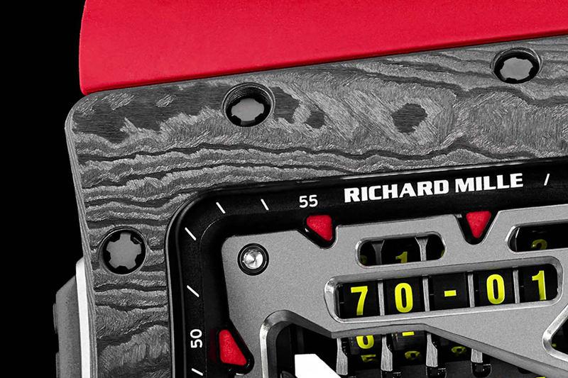 RM 70-01 Tourbillon Alain Prost 名表赏析 第6张