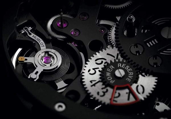 HUBLOT宇舶表Big Bang Meca-10腕表 名表赏析 第3张