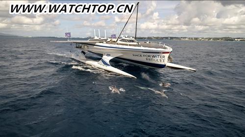 宝玑携手海洋保护基金会 全新海洋卫士号恢弘航行 热点动态 第3张