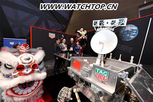 TAG Heuer泰格豪雅荣耀发布中国探月特别款腕表 新表预览 第4张