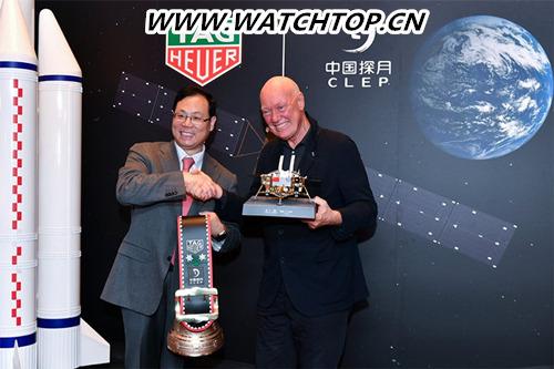 TAG Heuer泰格豪雅荣耀发布中国探月特别款腕表 新表预览 第6张