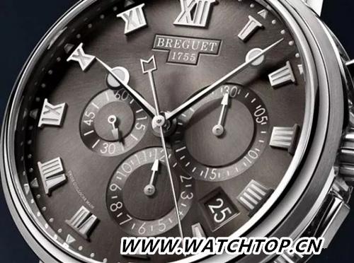 Breguet 宝玑Marine Chronograph 5527 行业资讯 第2张