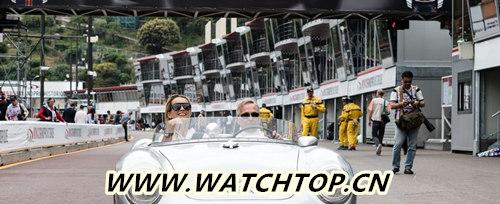 萧邦Grand Prix de Monaco Historique 2018竞赛版腕表