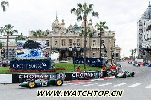 萧邦Grand Prix de Monaco Historique 2018竞赛版腕表 行业资讯 第2张