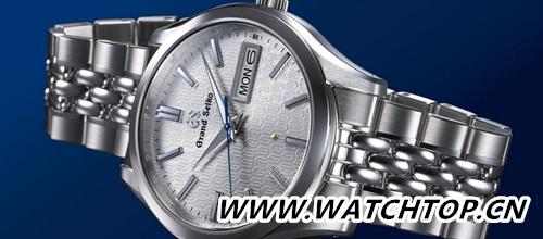 Grand Seiko 9F机芯25周年限定纪念腕表再现绝代风华 行业资讯 第1张