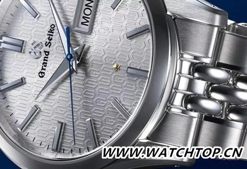 Grand Seiko 9F机芯25周年限定纪念腕表再现绝代风华 行业资讯 第5张