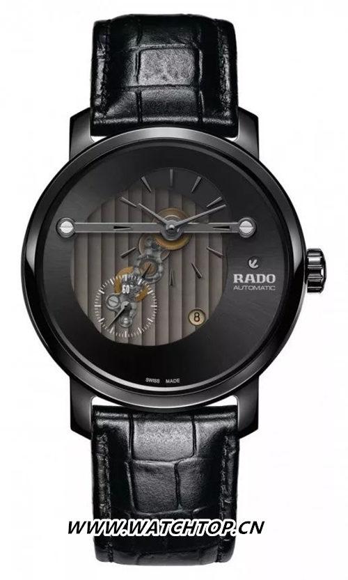 RADO 雷达表 DiaMaster腕表 行业资讯 第4张