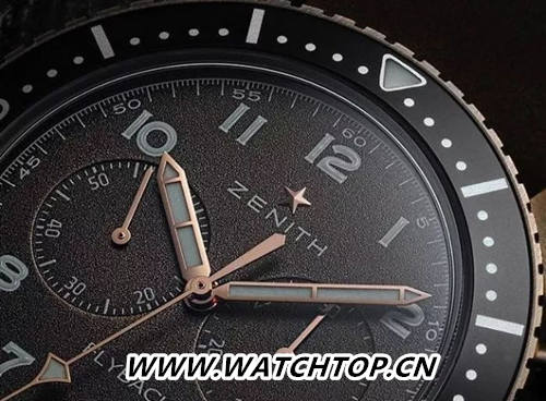 Zenith 真力时Pilot TIPO CP-2 Flyback 行业资讯 第2张