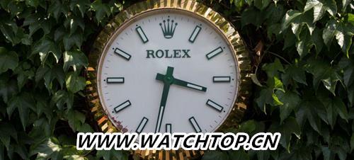 精彩四十载:Rolex与温布顿网球锦标赛
