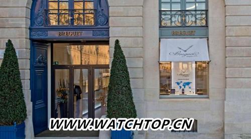返回发迹地:宝玑经典之旅Classic Tour法国站