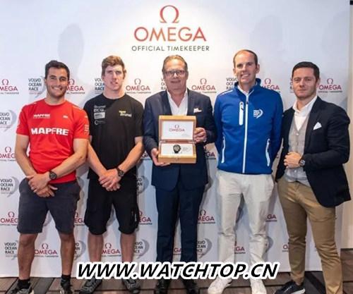 Omega 欧米茄Planet Ocean Volvo环球帆船赛腕表