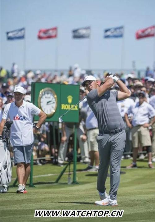 高尔夫美国公开赛的共同记忆 ROLEX 劳力士Datejust 行业资讯 第2张