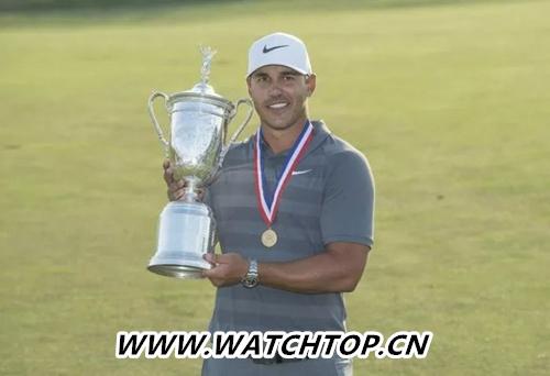 高尔夫美国公开赛的共同记忆 ROLEX 劳力士Datejust 行业资讯 第5张