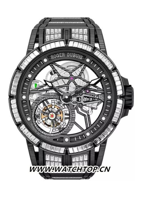 罗杰杜彼Excalibur Spider Ultimate Carbon 行业资讯 第5张