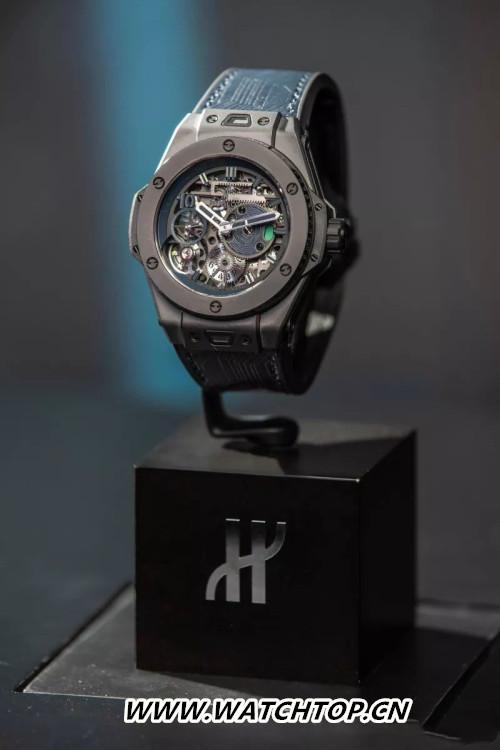 腕表与金融结合 宇舶推出以比特币购买限量腕表 行业资讯 第2张