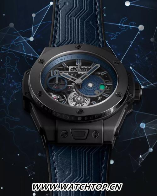 腕表与金融结合 宇舶推出以比特币购买限量腕表 行业资讯 第4张