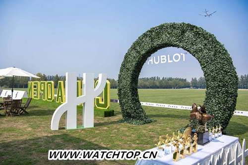 HUBLOT宇舶表连续第七年鼎力支持中国马球公开赛