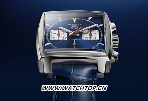 TAG Heuer泰格豪雅Monaco(摩纳哥系列)腕表搭载全新自制机芯,引领前卫先锋制表技艺 行业资讯 第1张