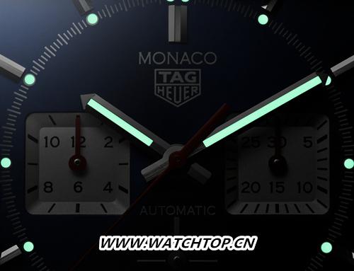 TAG Heuer泰格豪雅Monaco(摩纳哥系列)腕表搭载全新自制机芯,引领前卫先锋制表技艺 Calibre 12 Heuer 02腕表 摩纳哥 泰格豪雅 行业资讯  第2张