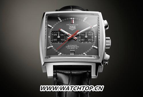 TAG Heuer泰格豪雅Monaco(摩纳哥系列)腕表搭载全新自制机芯,引领前卫先锋制表技艺 行业资讯 第3张