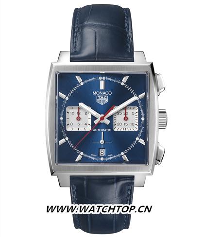 TAG Heuer泰格豪雅Monaco(摩纳哥系列)腕表搭载全新自制机芯,引领前卫先锋制表技艺 行业资讯 第5张