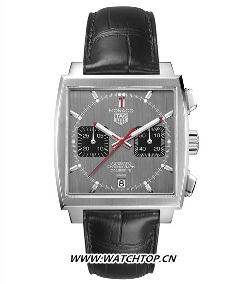 TAG Heuer泰格豪雅Monaco(摩纳哥系列)腕表搭载全新自制机芯,引领前卫先锋制表技艺 行业资讯 第6张