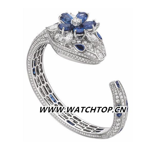 宝格丽BVLGARI推出新一季 Serpenti 高级珠宝腕表的最大亮点 行业资讯 第2张
