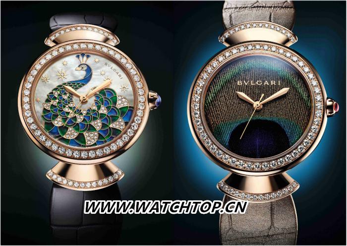 手表滴答之声陪伴在手腕之间,一起来看看腕表品牌为女性精雕细琢的打造