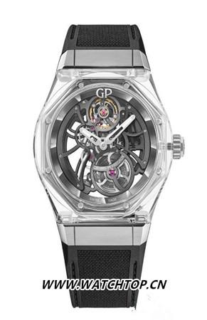 经典之作—GP芝柏表Laureato桂冠系列全新腕表